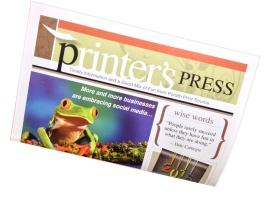 newsletter-frog